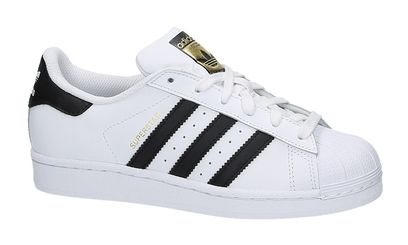 witte adidas superstar