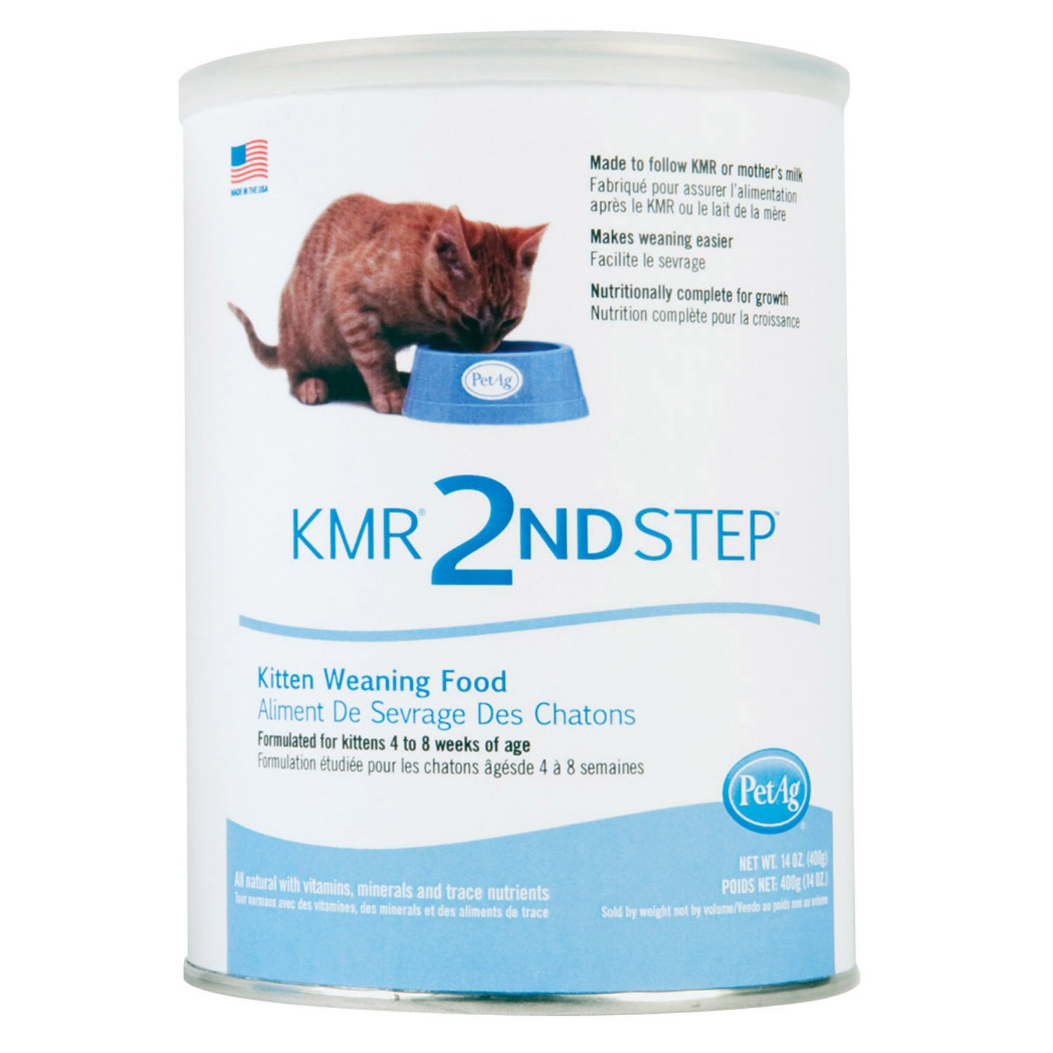 Petag Kmr 2nd Step Kitten Weaning Formula Powder Weaning Foods Best Cat Food Cat Food Coupons