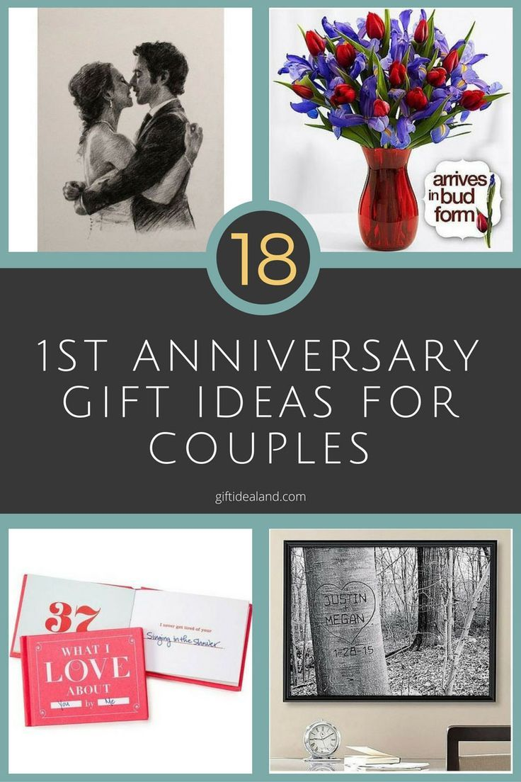 22 Amazing 1st Anniversary Gift Ideas For Couples First