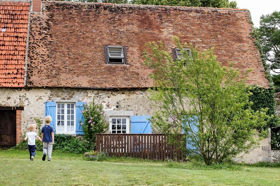 Delightful Family Vacation Rental | The Mas Du0027en Haut Gite | Limousin | Kid U0026
