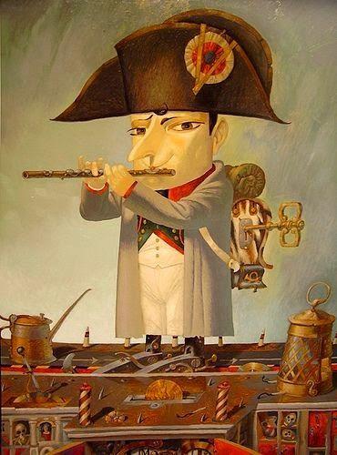 Pinzellades al món: Les il·lustracions d'Alexander Mikhnushev