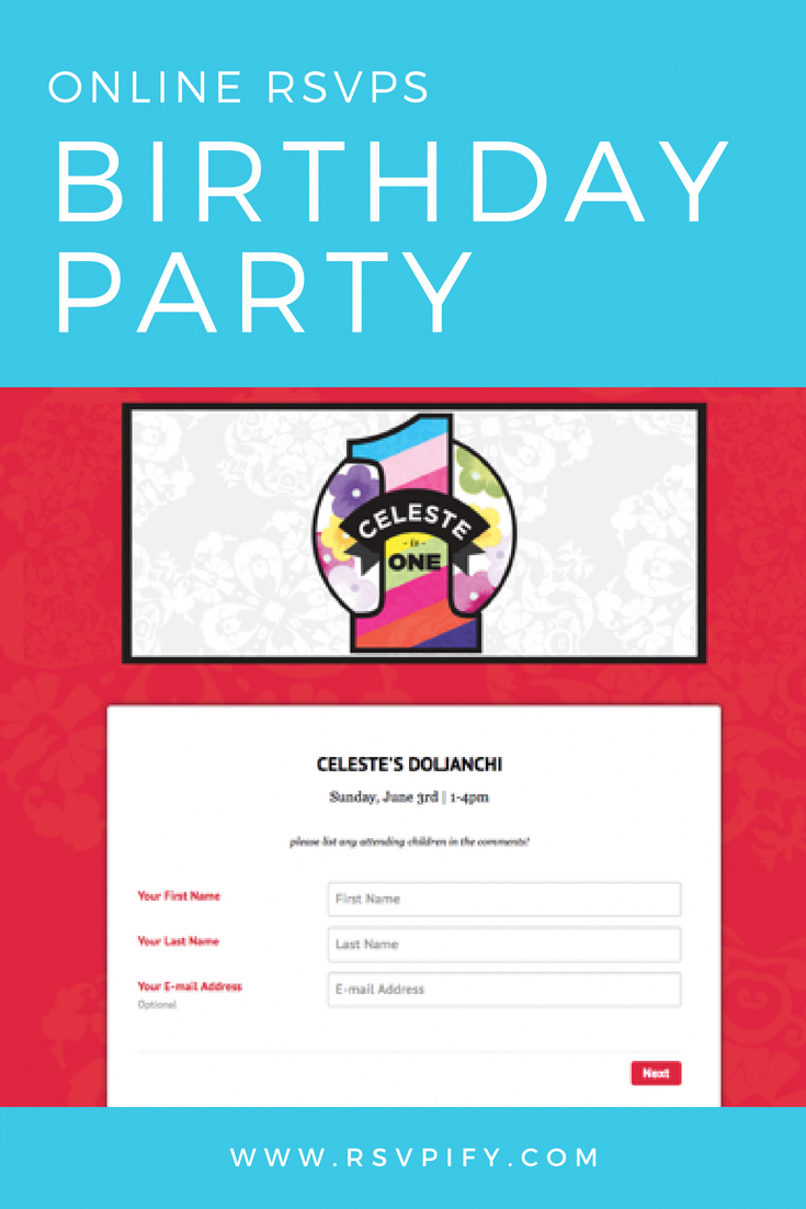 free online rsvp and guest list management tools create your free