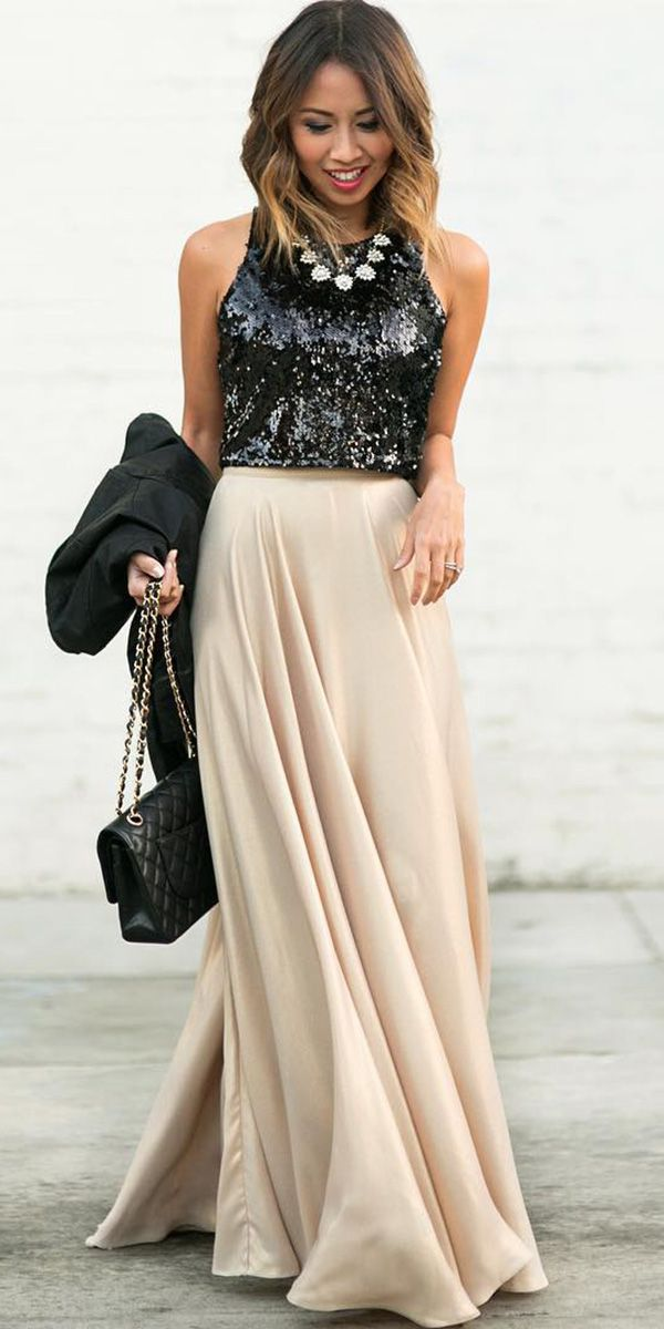 Winter Wedding Guest Dresses 15 Best Looks Pinterest Guests And Long Maxi Skirts