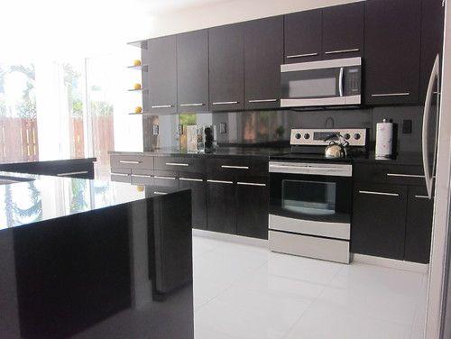 Kitchen Remodeling - modern - kitchen - miami - by Roca ...