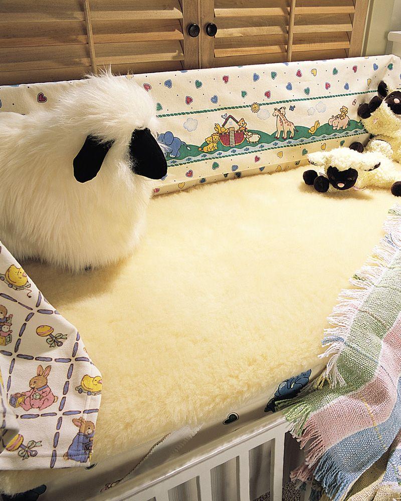 Sheepskin Wool Crib Mattress Pad Crib Mattress Pad Crib Mattress Mattress Pad