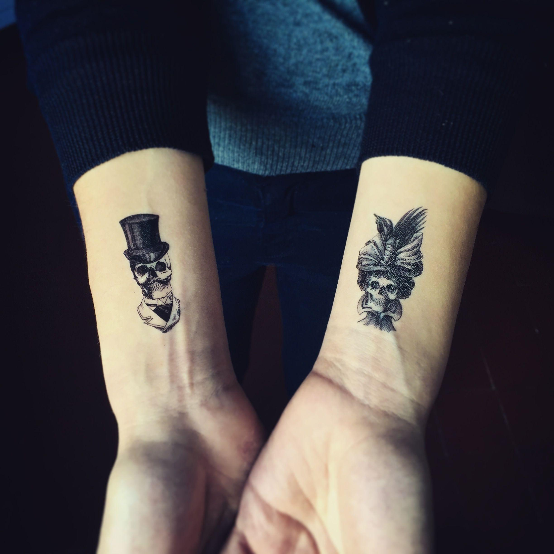 Idea De Alyssa Christine En Tattoos Bff Tatuajes Tatuaje Novios
