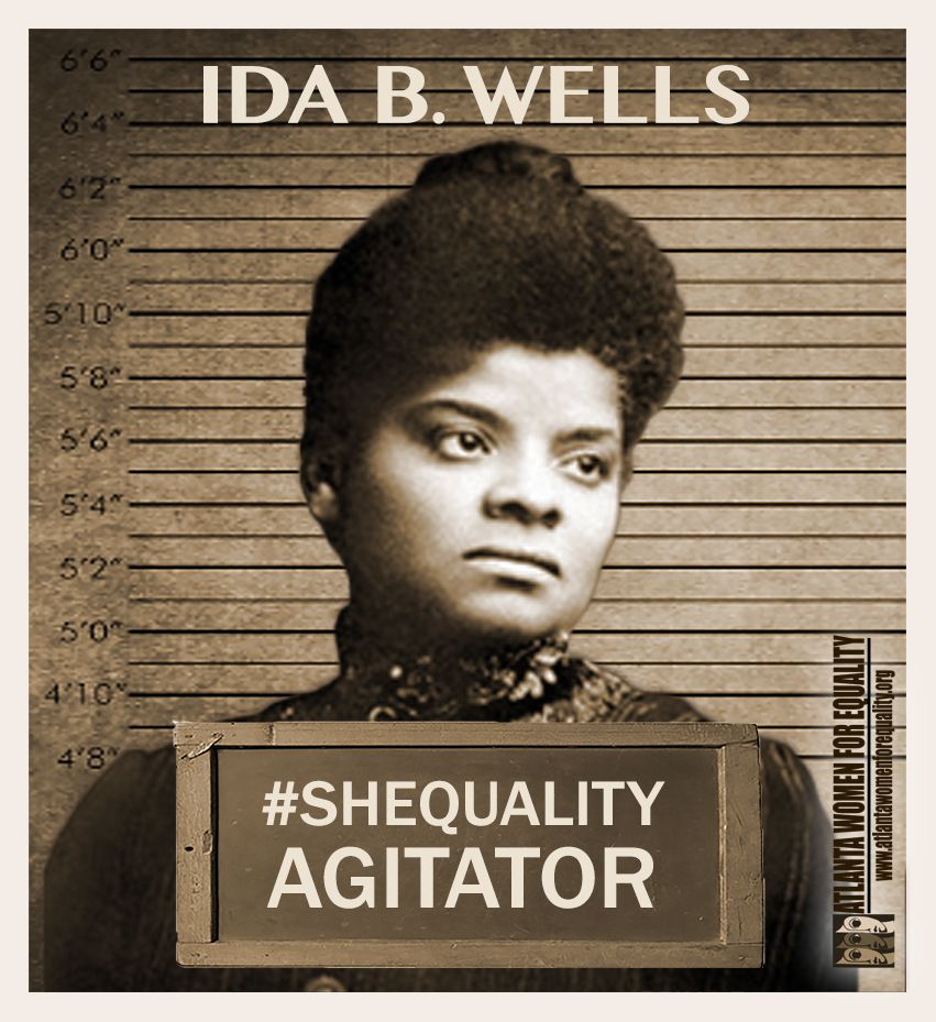 Fashion style Power: in Women ida b. Wells for woman