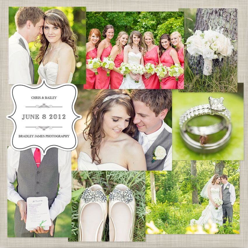 Coral & Lime Green Wedding.....love it | My happily ever after ...