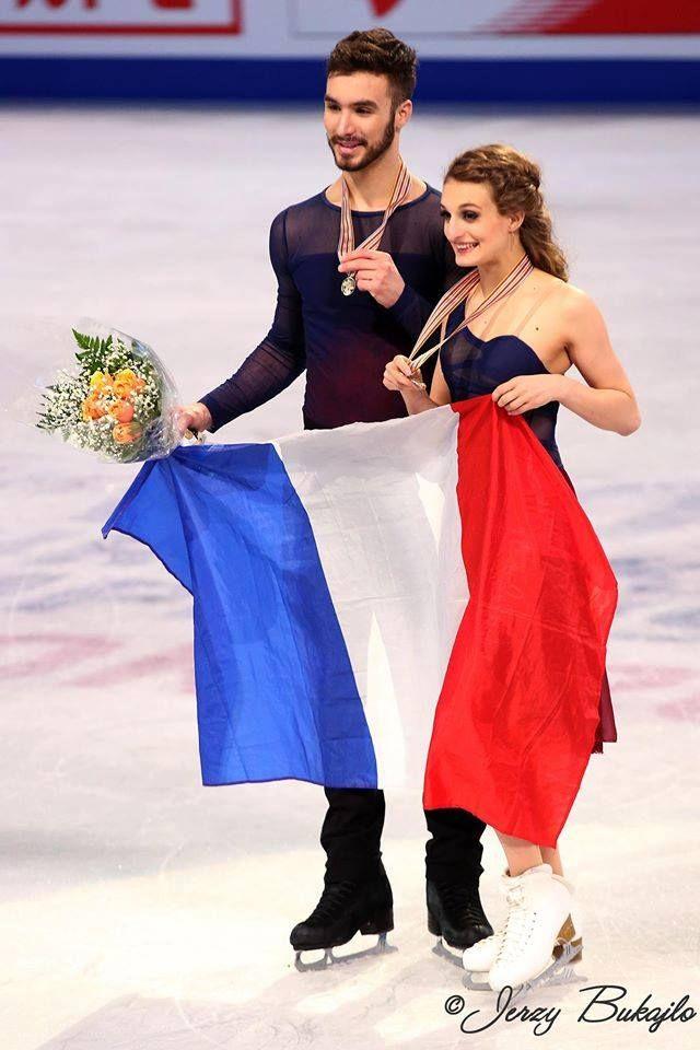 World Champs Ice Dance 2016