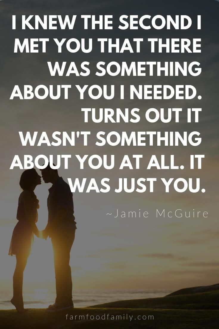 ✔ Cute Quotes About Him Met