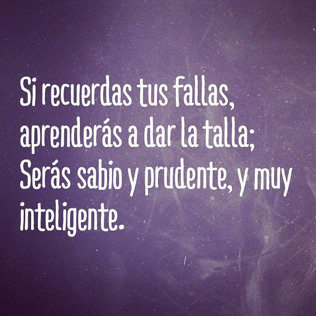 El primer paso para ganar el éxito es, reconocer todos nuestros errores. #Psicfamilia #Familia #Psicología #Psicologa #Maracaibo #Venezuela