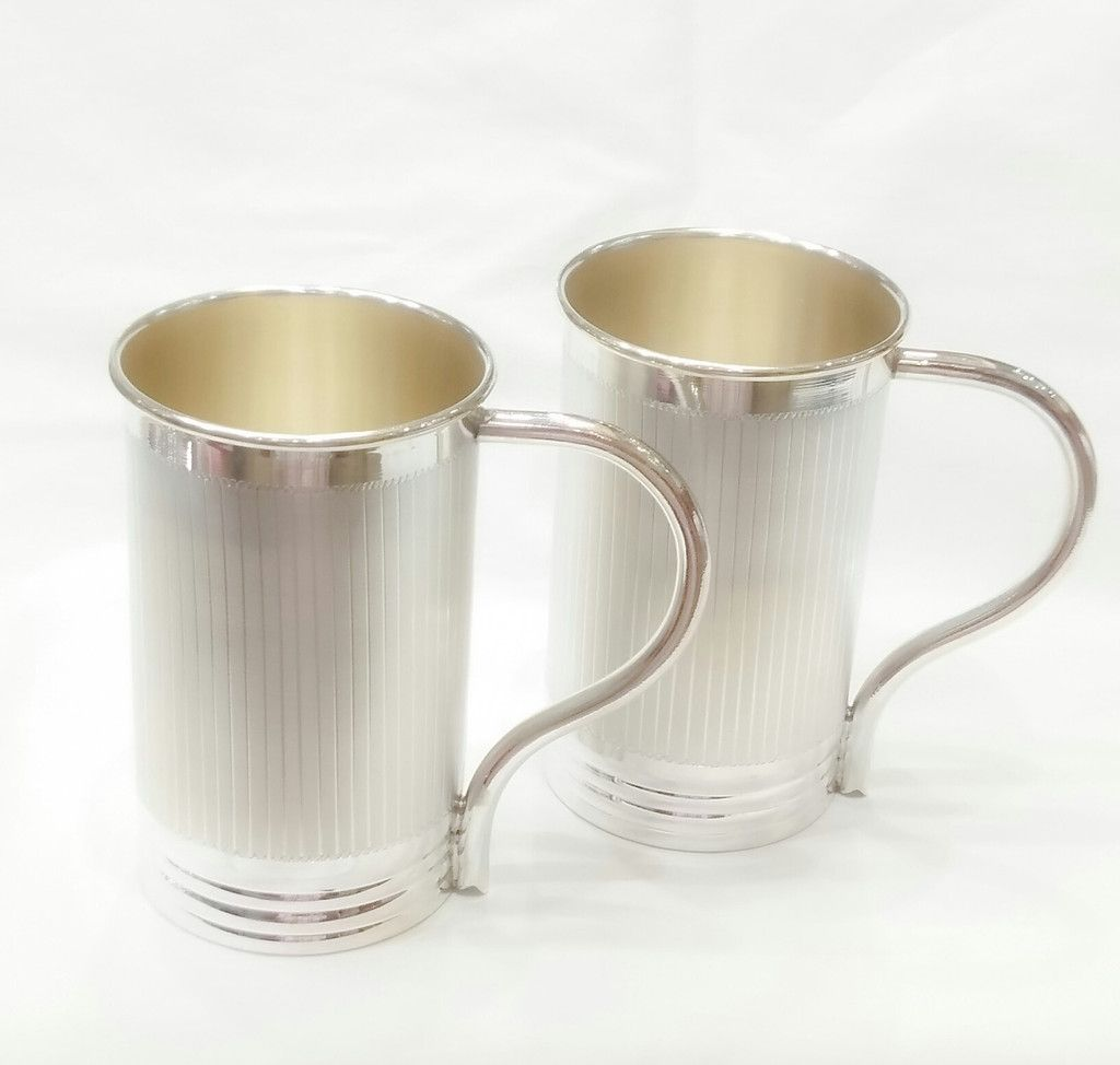 Silver Coffee Mugs Online At Best Price In India