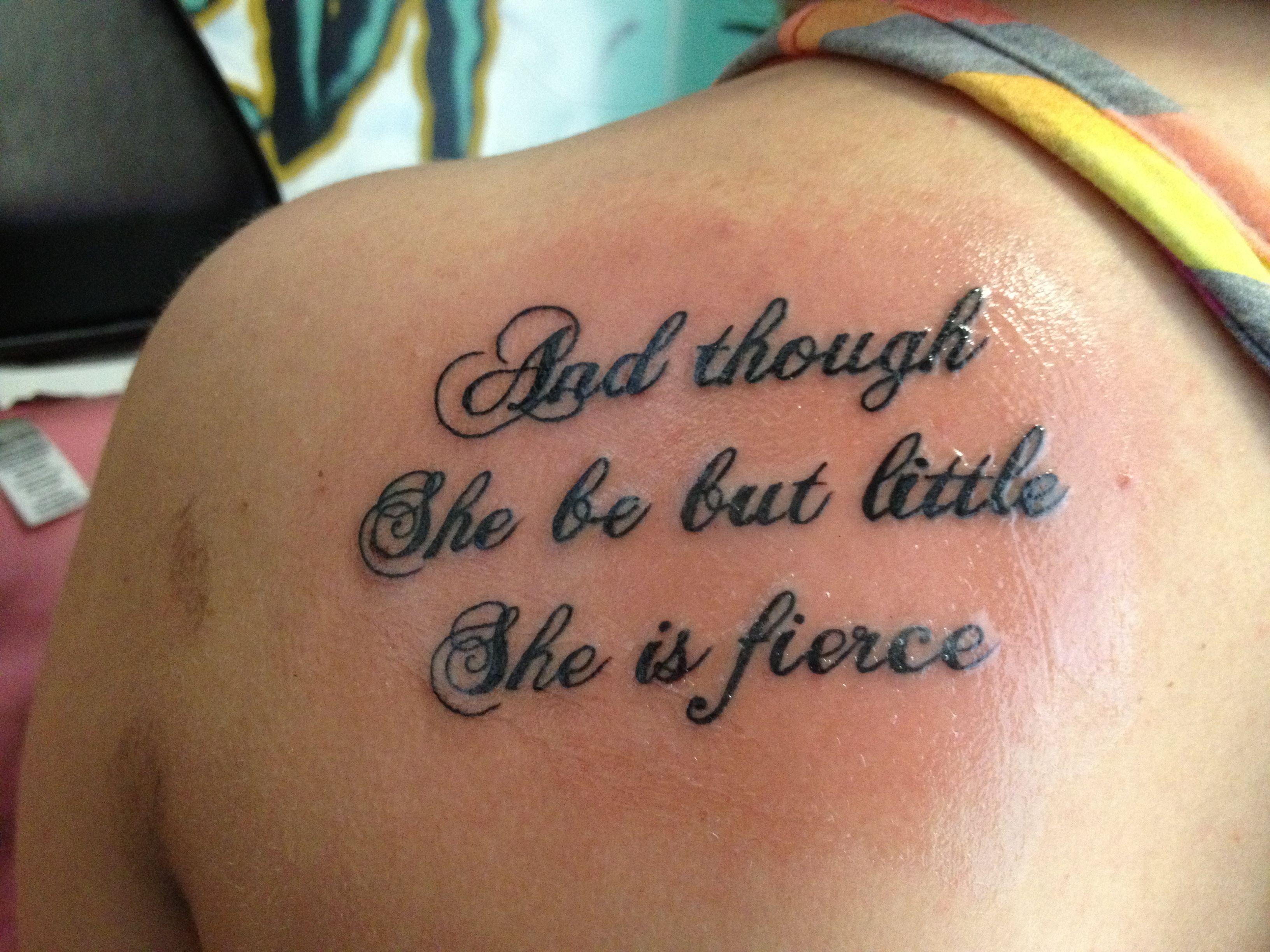 Shakespeare quote tattoo   tattoos   Pinterest   Shakespeare ...