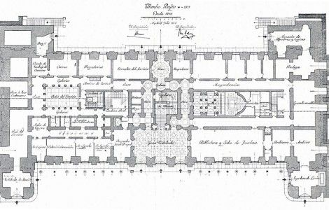 Mansion house plans 8 bedrooms art pinterest for Mansion house plans 8 bedrooms