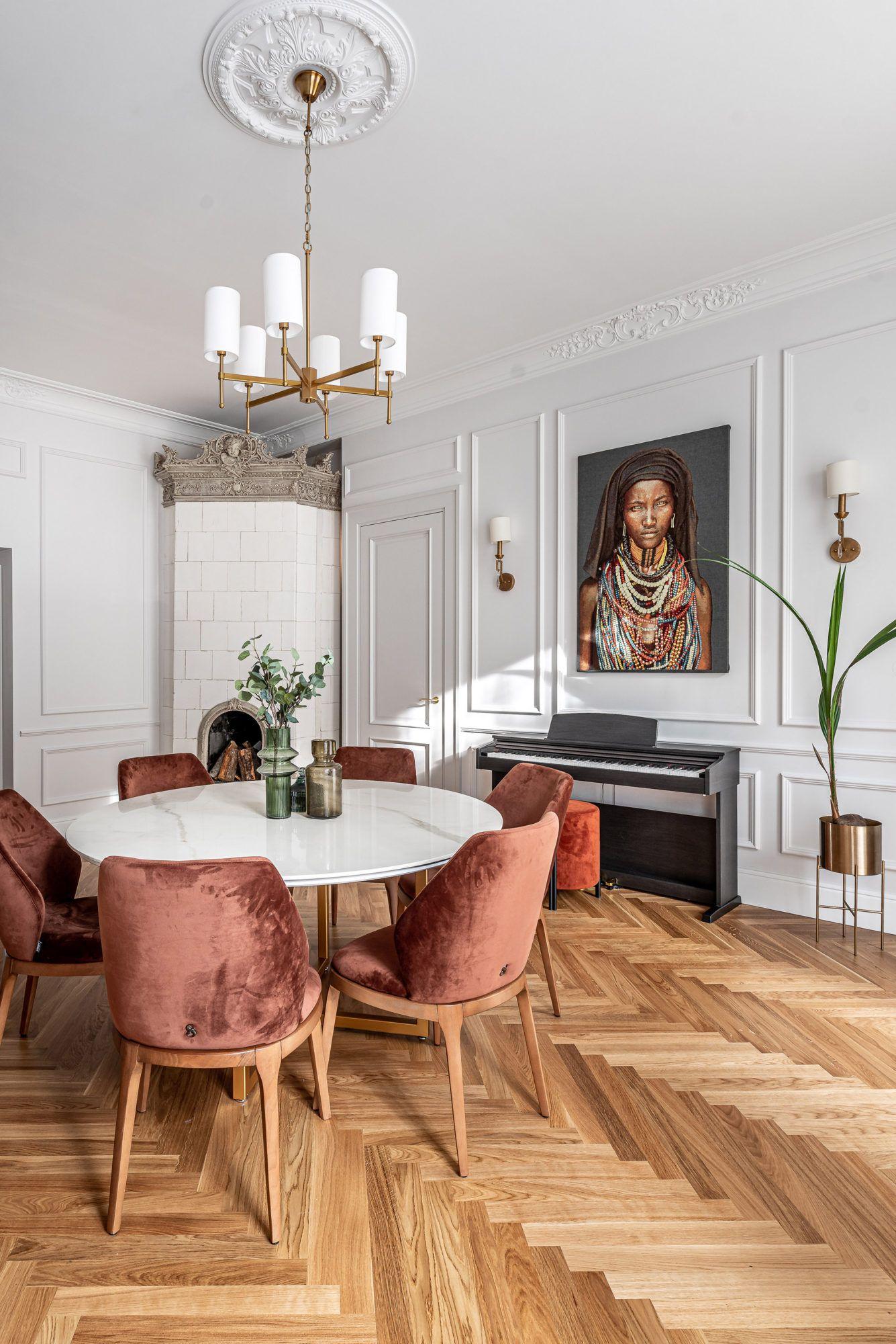 Photo of Apartment in the center of Vilnius, 150 m²