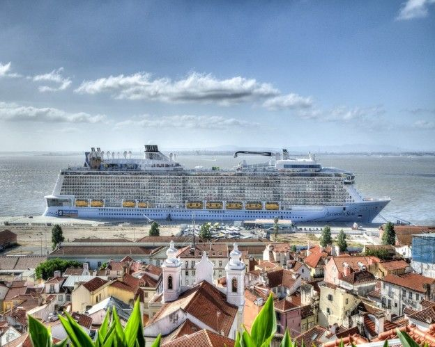 7 Nt France, Spain and Portugal Cruise from £582 pp