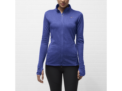 Check it out. I found this Nike Knit Women's Jacket at Nike online.