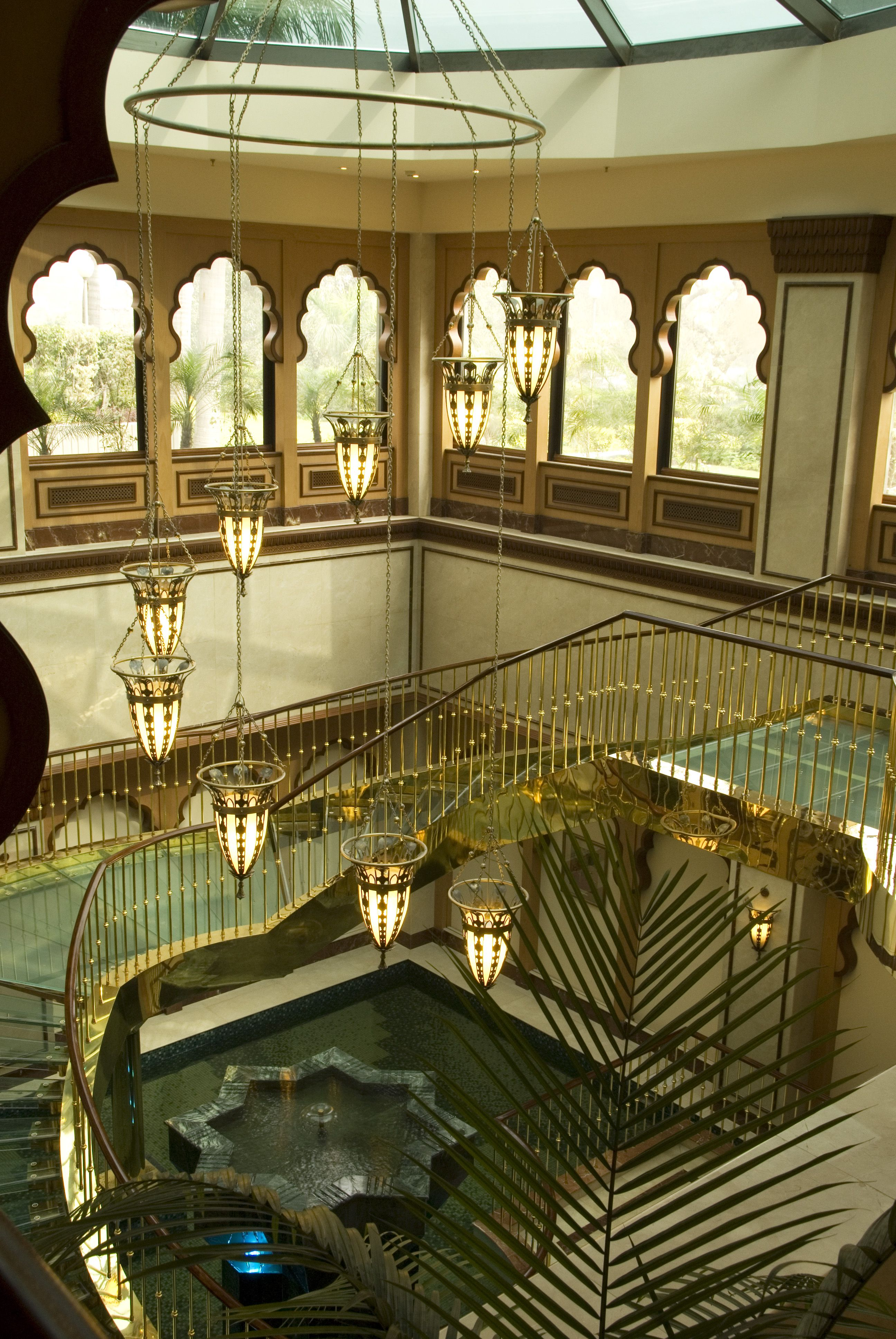 One Of The Treasures Of The Exquisite Avari Lahore Is The