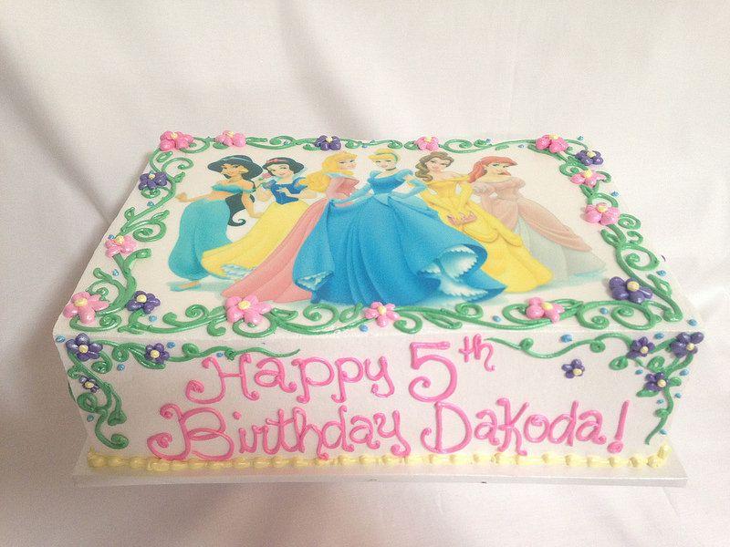 princess 3031 Cake Food and Recipes