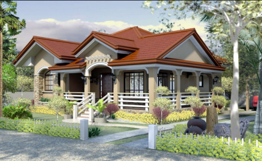 House Bungalow Design Philippines Bungalow House Modern