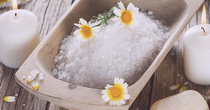 Banho De Sal Grosso Como Fazer E Para Que Serve Banho Para Descarrego Banho Sal Grosso E Limpeza Espiritual