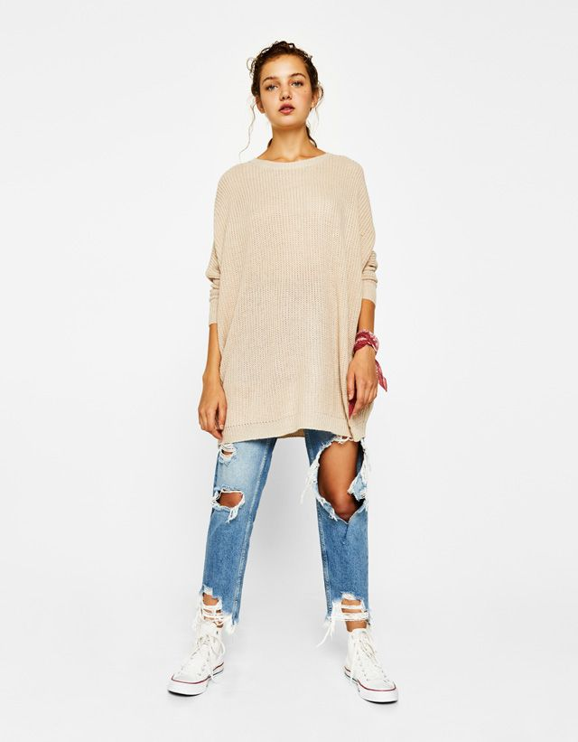 Knitwear - CLOTHING - WOMAN - Bershka United States | apparel ...