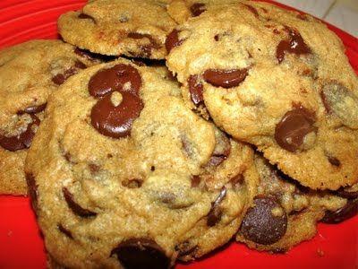 Krista Davis's Chocolate Chip Cookies