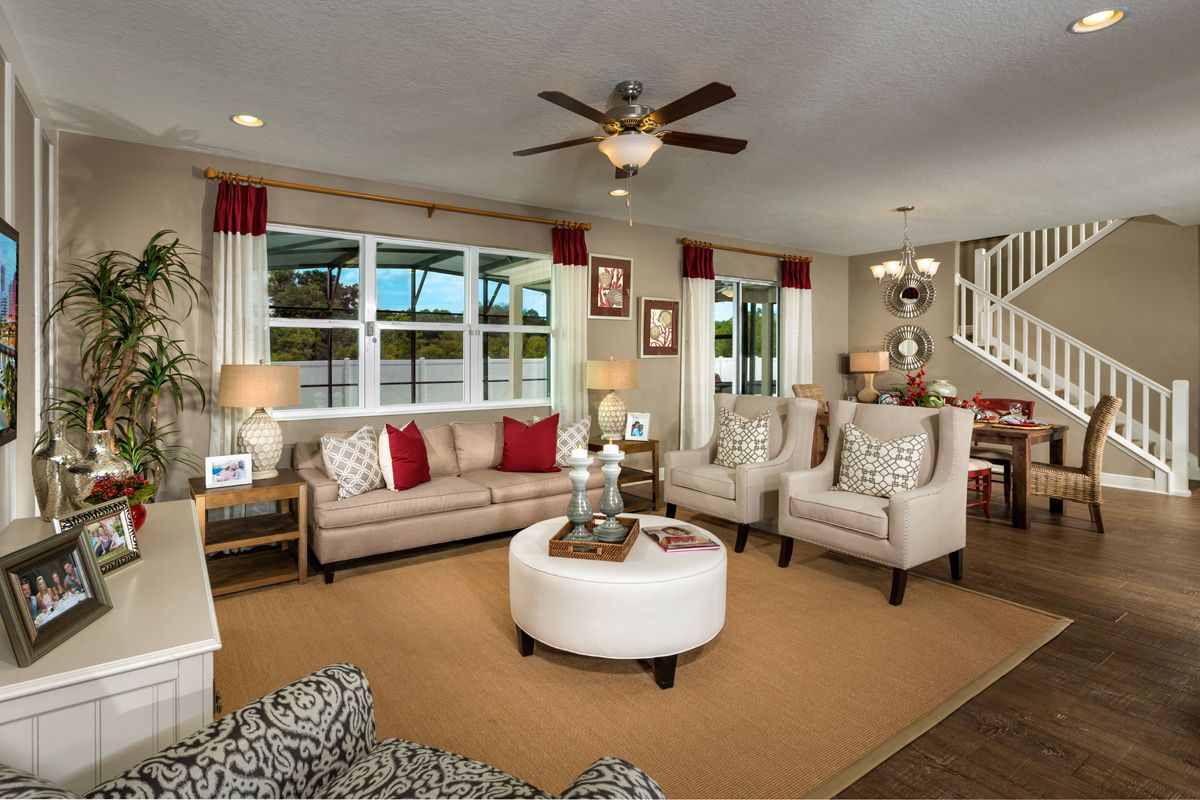 Marvelous Great Rooms Tampa Part - 12: Mirabella, A KB Home Community In Wimauma, FL (Tampa)
