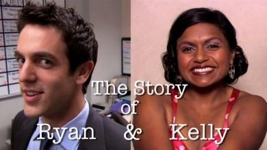 The Office: Kelly and Ryan: Romance Mashup