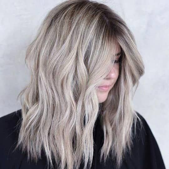 The 44 Ash Blonde Hair Ideas You Need To Try This