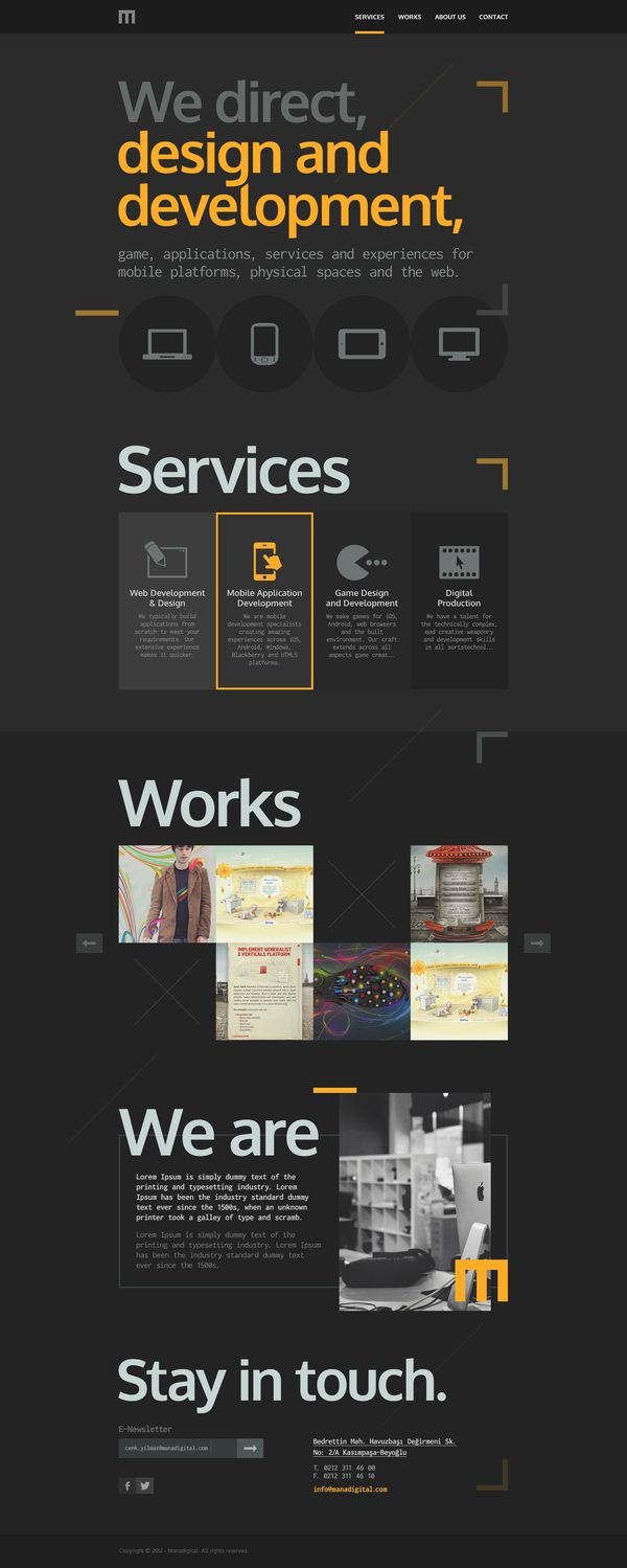 M Website Interactive Http Designspiration Net Image 9027281575769 Web Development Design Web Layout Design Web Design Agency