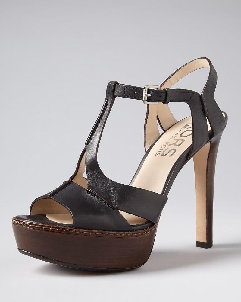 KORS Michael Kors Sandals - Brookton High Heel