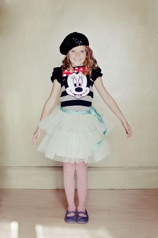 #irreverentattitude. Faldas de tul para #niñas. Más información  en: www.violetaandco.es