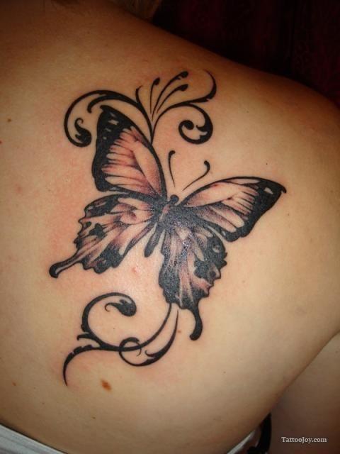 Τατουαζ με πεταλουδες τα 5 καλύτερα σχεδια | Τατουάζ ...