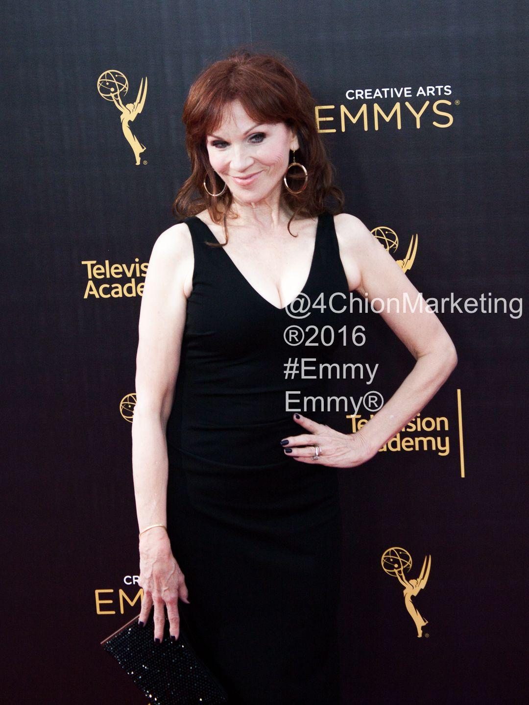 #Emmy Red Carpet  #Emmy2016 #EmmyArts #4ChionEmmys #RedCarpet #MariluHenner #DWTS #dwts23