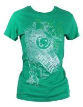 Mars Volta Eye Gum Womens T-Shirt