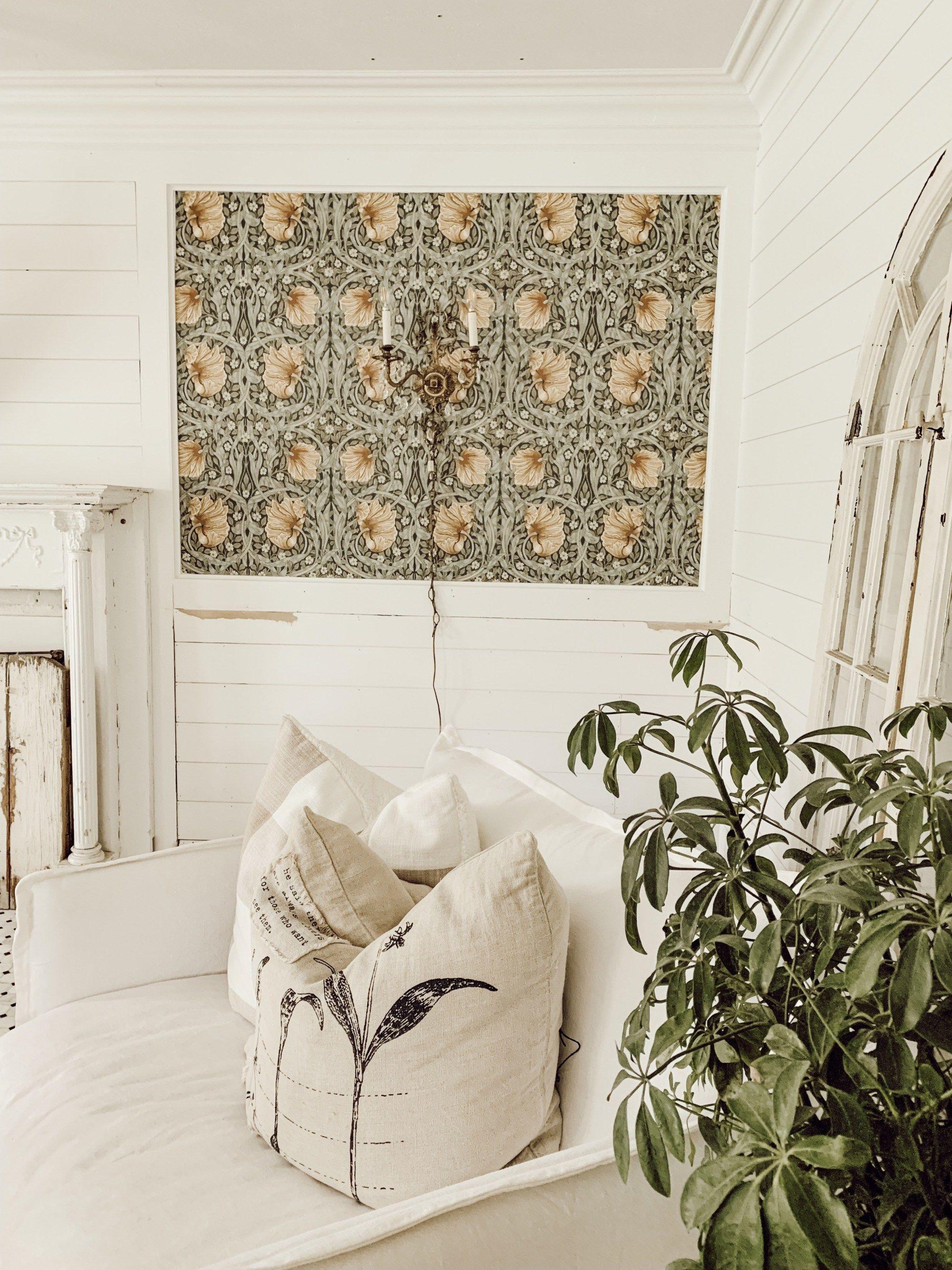 Fabulous and Fresh Farmhouse DIYS And Ideas Wallpaper