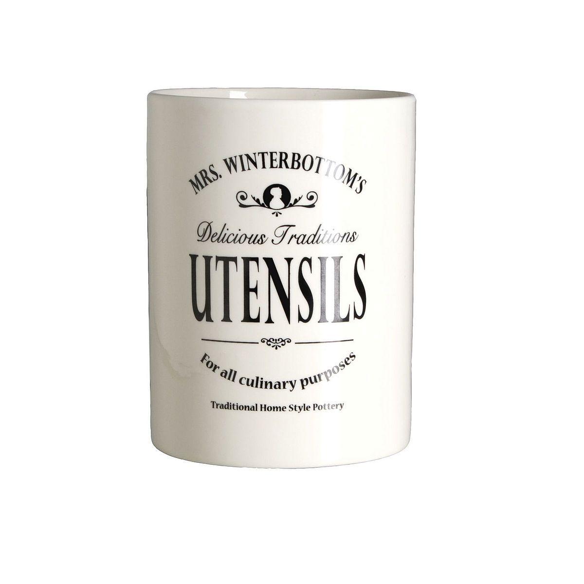 Mrs Winterbottom 39 S Utensilienbeh Lter Butlers