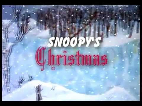 snoopys christmas snoopy vs the red baron youtube - Red Baron Christmas Song
