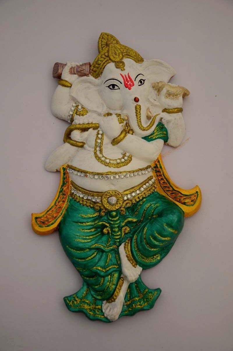 Ganesha Symbolism Bring Good Luck Ganesh Wall Hanging Ganesha
