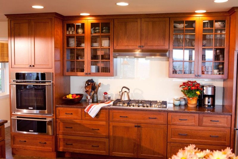 Candlelight Cabinetry: Chatham Shaker (Full Overlay ...
