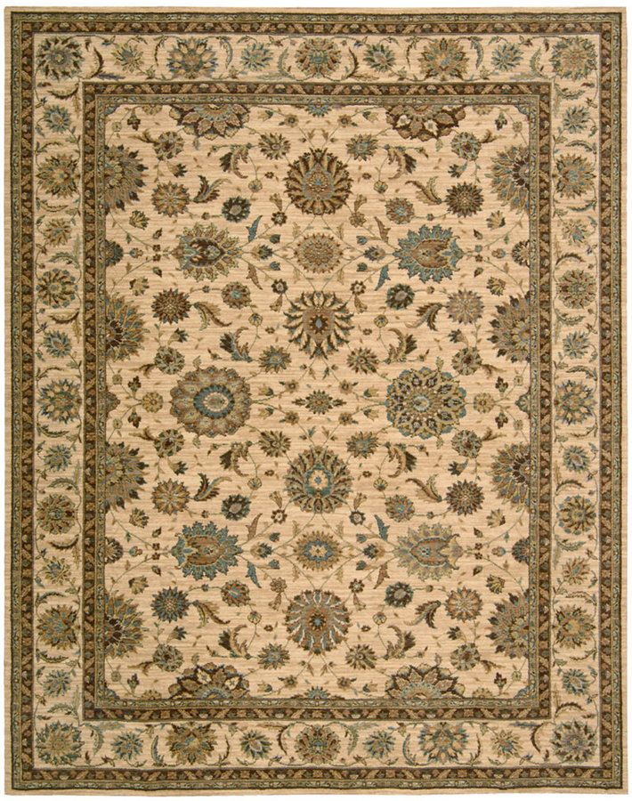 Nourison Area Rug Created For Macy S Persian Legacy Pl05 Sand 2