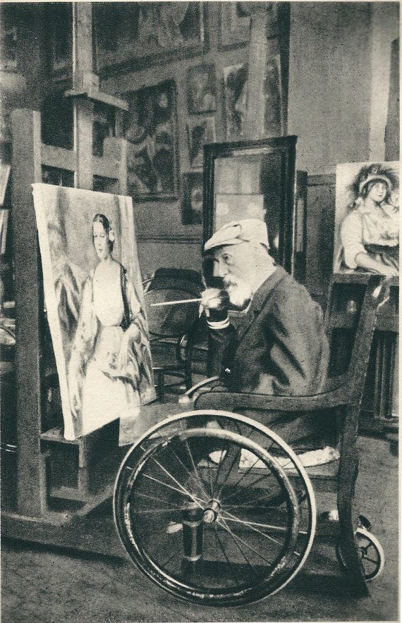 Image result for renoir wheel chair