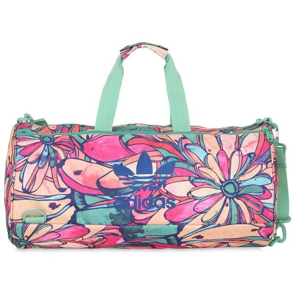 Adidas Originals By Farm Women Bananas Printed Gym Bag ( 90) ❤ liked on  Polyvore featuring bags 72c837ffed0e3