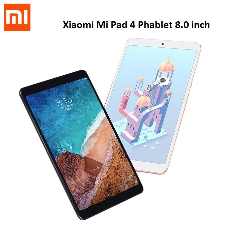 Xiaomi Mi Pad 4 Tablets Pc 8 0 Inch Qualcomm Snapdragon 660 Octa