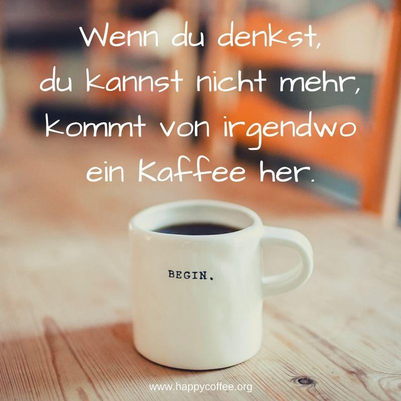 Erlebe wie Kaffee wirklich schmecken kann! Happy Coffee