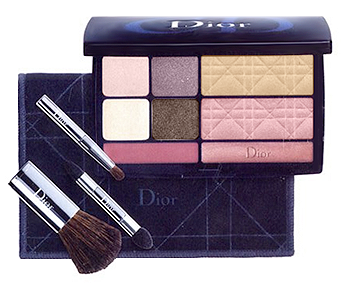Christian Dior Travel in Dior Makeup Palette Dior makeup