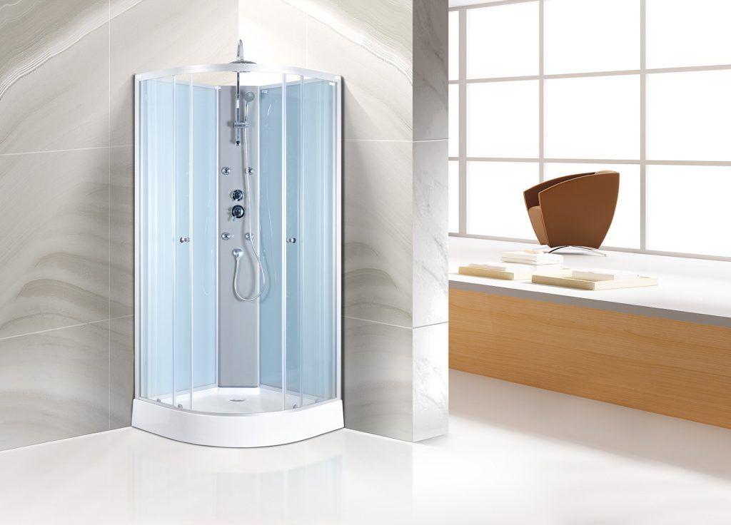 Encontrar el estilo perfecto de la ducha para tu cuarto de ...
