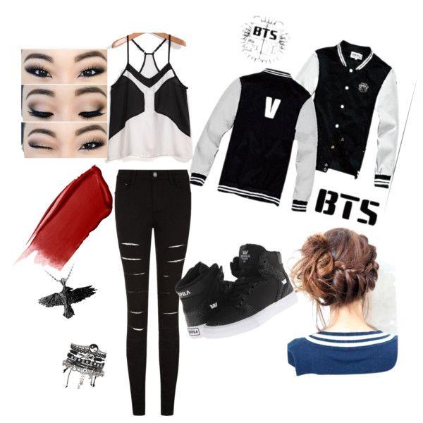 BTS Concert Outfit#1 | Outfits | Korean fashion kpop