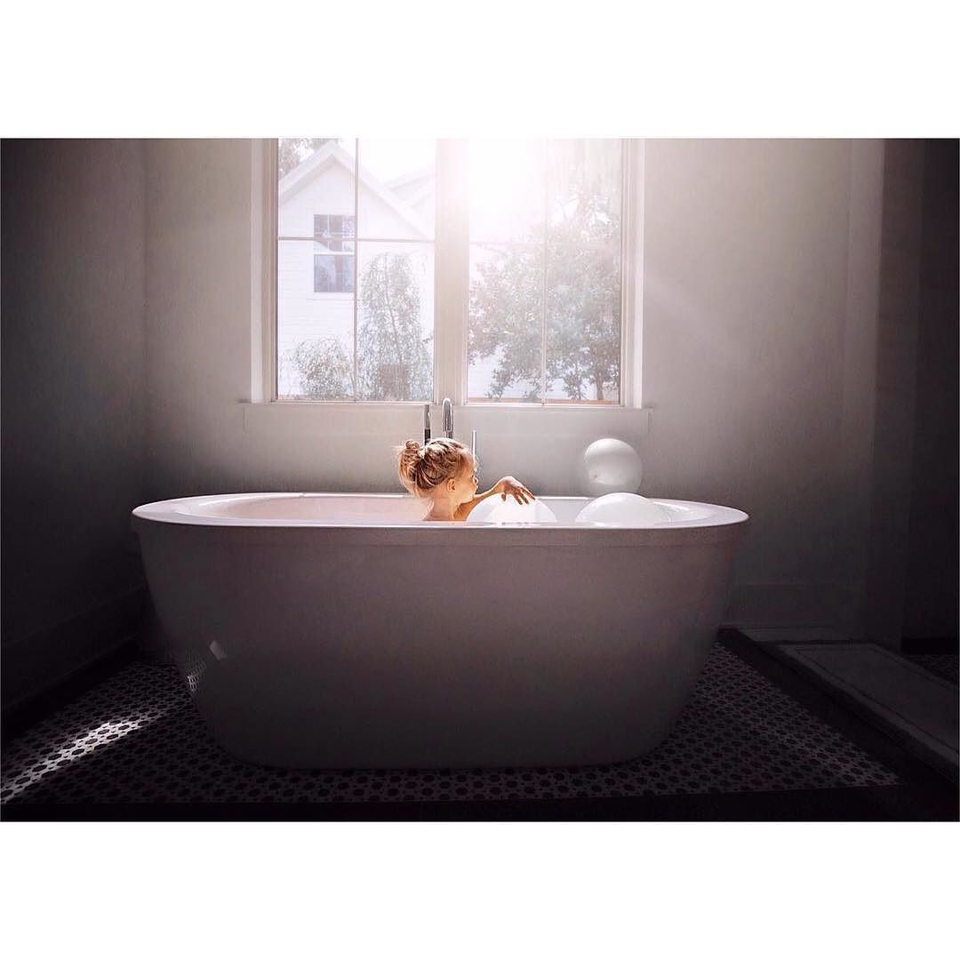 Tiny girl in a big tub\' by #Florida photographer Mel Valiante ...